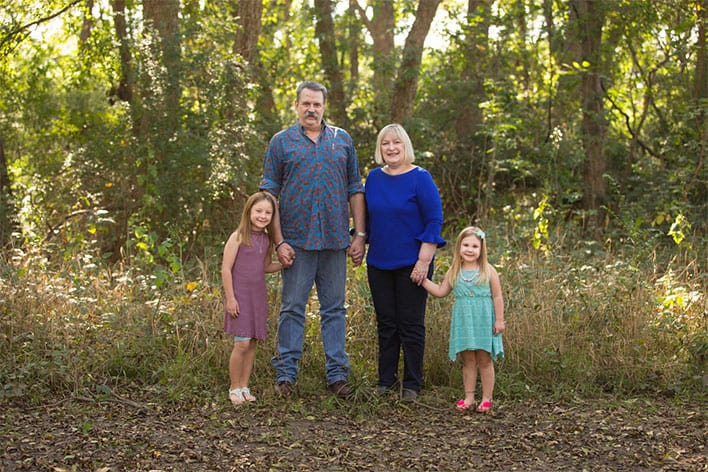 Steve Spur Family